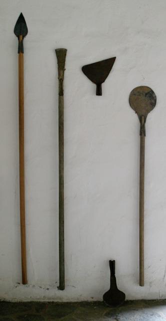 Jimadorin työkaluja
