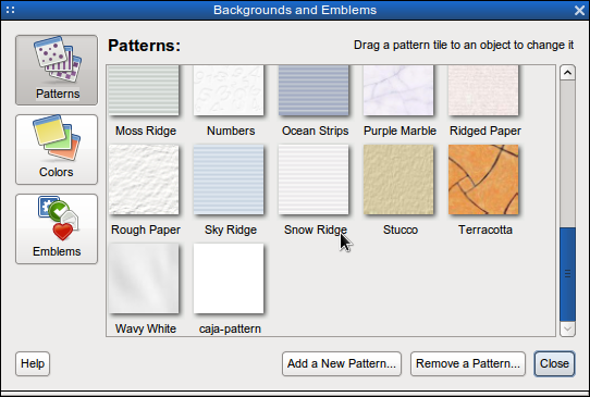 patternit