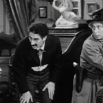 Marx Brothers in Go West (1940)