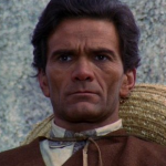 Pier Paolo Pasolini in Requiescant (1967)